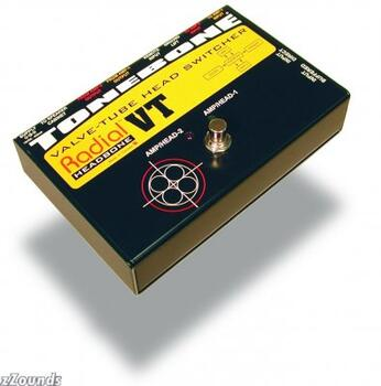 Radial Tonebone Headbone VT Amplifier Head Switcher