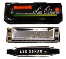 Lee Oscar Major Diatonic Blues harp