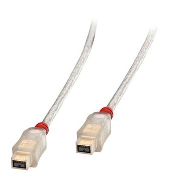 1m Premium FireWire 800 Cable - 9 Pin Beta Male to 9 Pin Beta Ma