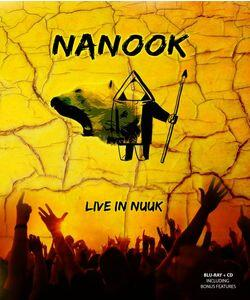 Nanook - Live in Nuuk (Blu-Ray + CD)