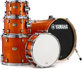 Yamaha Stage Custom Birch Standard Honey Amber