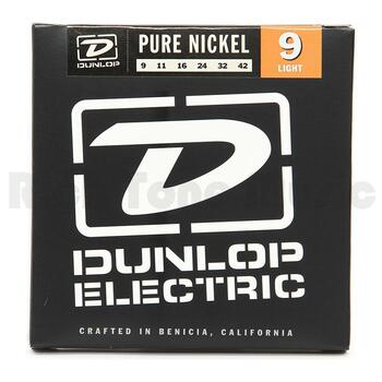 DUNLOP PURE NICKEL 9-42