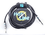 Guitar/instrument kabel Hotline 6 meter