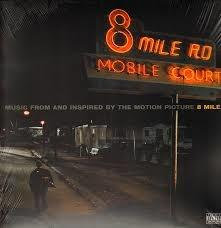 EMINEM LP - 8 mile