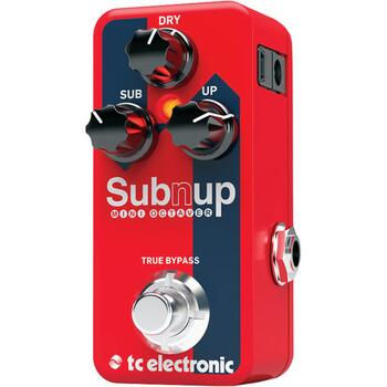 TC Electronic SUBNUP Mini Octaver