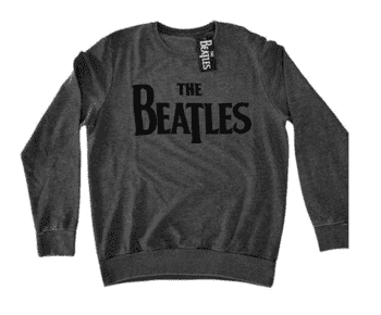 BEATLES grey blouse