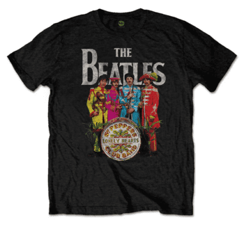 BEATLES st. Pepper T-shirt