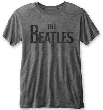 BEATLES grey T-shirt