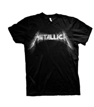 Metallica Black T-shirt
