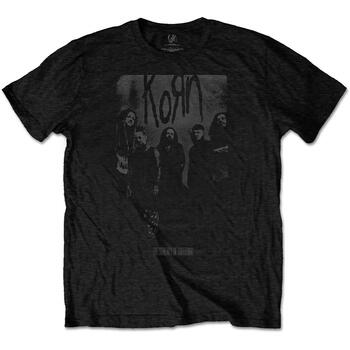 KORN band T-shirt