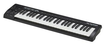 Midikeyboard M-audio keystation 49