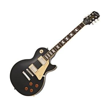 Epiphone LP Std. Ebony