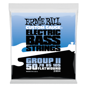 Ernie Ball basstrenge flatwound