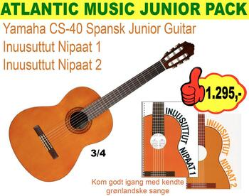 Atlantic Music Junior Pack