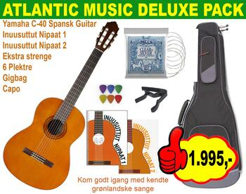 Atlantic Music Deluxe Pack