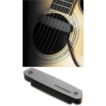 Fishman pickup til western guitar
