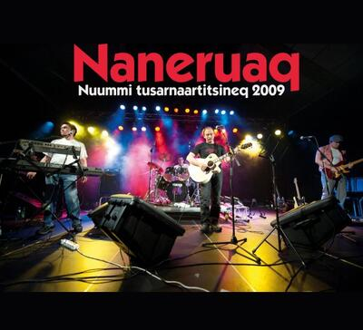 Naneruaq (LIVE CD & DVD BOX):