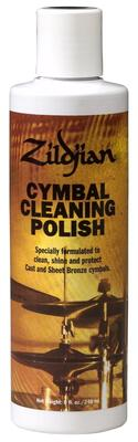 Zildjian cymbal cleaning polish