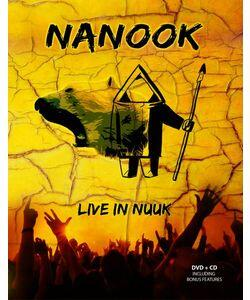 Nanook – Live in Nuuk (DVD + CD)
