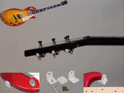 Woodies Hanger 2 – LesPaul Style (angled head)