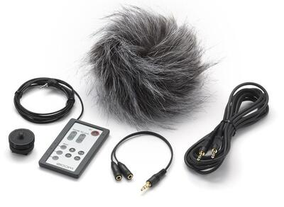 Zoom H4N accessory pack