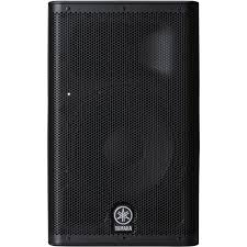Yamaha DXR8  powered speaker 2 stk