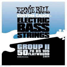 ERNIE BALL BASSTRENGE EB-2804 FLATWOUND