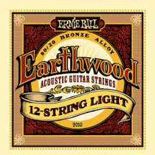 Ernie Ball 12-string light - Earthwood