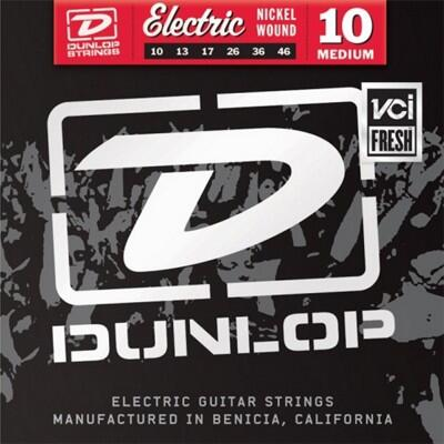 DUNLOP NICKEL WOUND 10-46 MEDIUM
