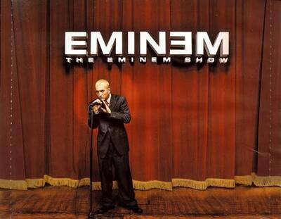 EMINEM LP - The Enimen show