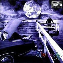 EMINEM LP - The Slim Shady