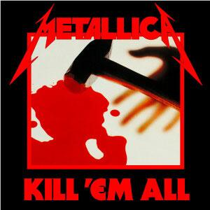 Metallica - Kill ém all LP
