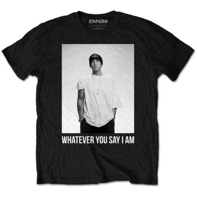 EMINEM Whatever T-shirt