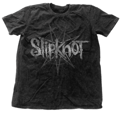 SLIPKNOT grey T-shirt