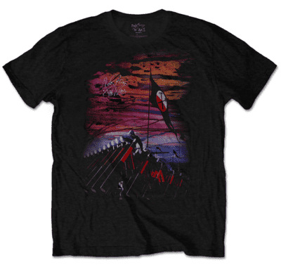 PINK FLOYD The Wall Hammers T-shirt