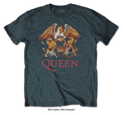 QUEEN art T-shirt