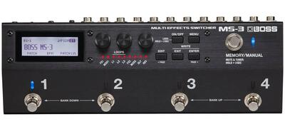 Boss MS-3 Multieffekt Switcher