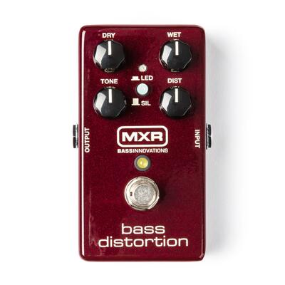 Dunlop Bass Distortion