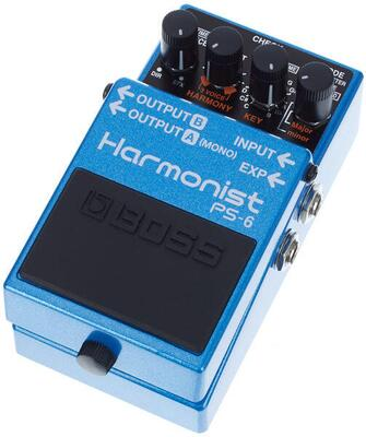Boss PS-6 Harmonist pedal
