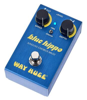 Way Huge Blue Hippie Chorus Pedal