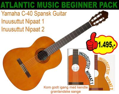 Atlantic Music Beginner Pack