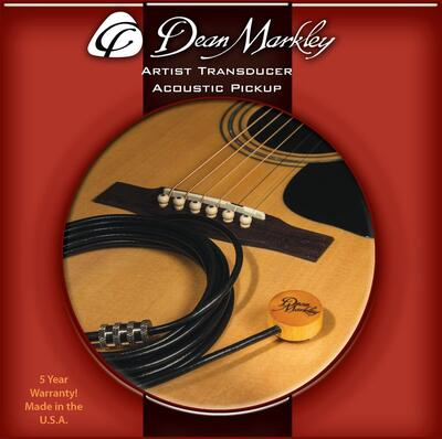 Dean Markley western pickup