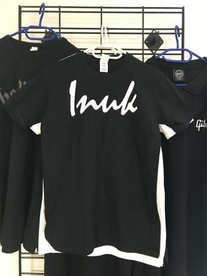 INUK T-shirt BLACK