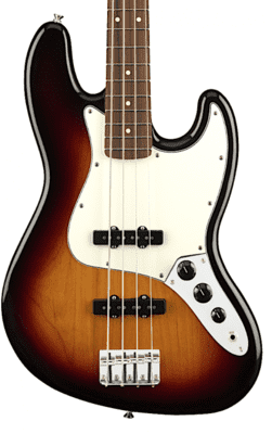 Fender Jazz Bass Player Series